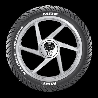 3 00-18 TT ZAPPER C | MRF Tyres and Service